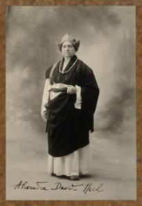 Alexandra David-Néel 1933