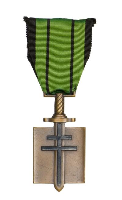 14. Croix de la Libération