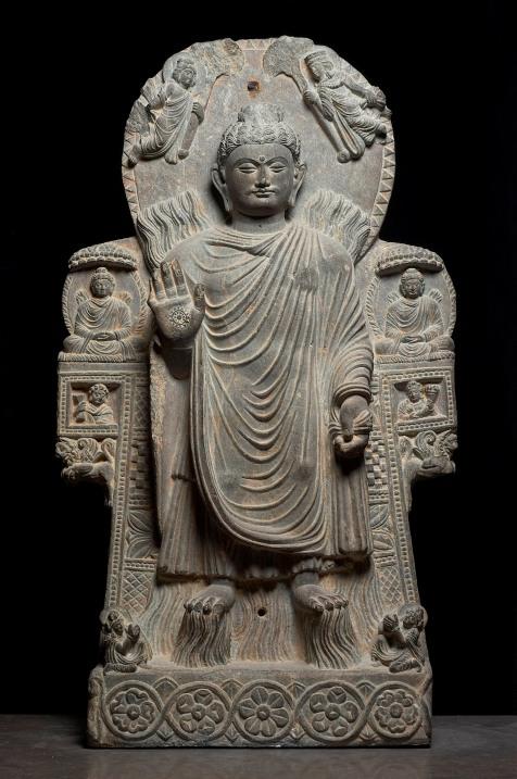 8. Bouddha au grand miracle
