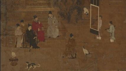 anonyme-elegant-gathering-dc3a9tail-xive-xve-couleurs-sur-soie-139x78-cm-leeum-museum-sc3a9oul.jpg