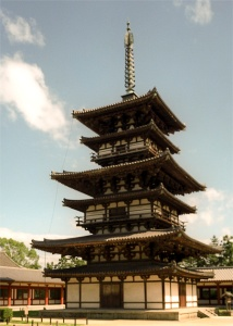 Yakushiji-pagode